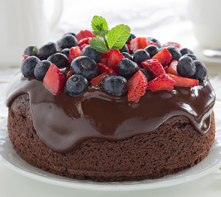 gluten free chocolate cake, comfort food recipe