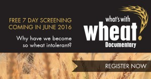 What's With Wheat Documentary Signup