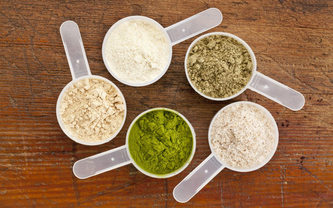 Beware… what's in your protein powder?